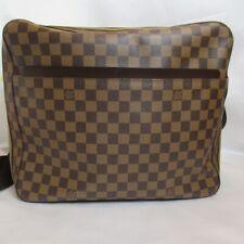 Authentic Louis Vuitton N45251 Dorsoduro shoulder bag Messenger bag Damier Ebene