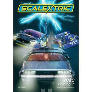 Scalextric C8185 2020 Catalogue Edition 61 A4 Size New