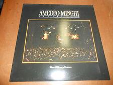 AMEDEO MINGHI - IN CONCERTO - FONIT CETRA TLPX 268 - DISCO IN VINILE 33 GIRI