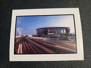 """Las Vegas Raiders Allegiant Stadium Sticker Decal NFL 3.8"""" x 2.6"""" Oakland"""