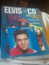 For Cd Fans Only Elvis Presley cd guide plus limited edition cd