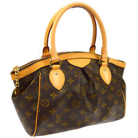 LOUIS VUITTON TIVOLI PM HAND TOTE BAG SD1173 PURSE MONOGRAM M40143 AUTH S09306b