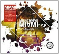 VARIOUS/MILK & SUGAR (MIXED BY) - MIAMI SESSION 2016  2 CD NEW