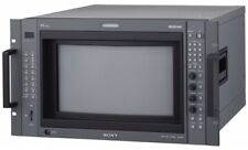 SONY BVM-A14F5M  BROADCAST TRINITRON CRT HD-SDI COLOR VIDEO VINTAGE GAMING RETRO