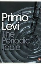 The Periodic Table (Penguin Modern Classics),Primo Levi, Raymond Rosenthal