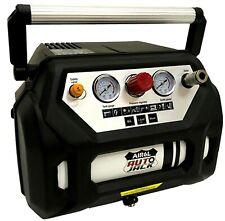6L Air Compressor Oil Free & Portable Quick Release 1.5HP 6CFM 8BAR 240v 6 Litre