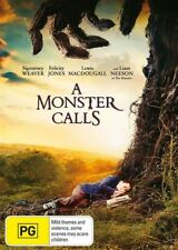 A MONSTER CALLS DVD, NEW & SEALED, 2017 RELEASE, REGION 4, FREE POST