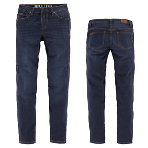 Icon 1000 MH1000 Womens Denim Motorcycle Jeans