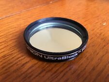Pre-owned Orion 5656 2-Inch UltraBlock Filter SCT, Narrowband, Eyepiece Filter