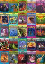 TEN-PACK BUNDLE/LOT OF GOOSEBUMPS BOOKS ~ R.L. STINE Free Shipping!