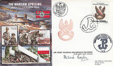 JS/50/44/7d  The Warsaw Uprising Signed Air Chief Marshal Sir Michael Graydon
