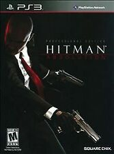 Hitman Absolution PROFESSIONAL EDITION PS3 NEW! ASSASSIN, GUN ACTION ADVENTURE