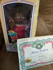Cabbage Patch Kids African-American Toddler Kids
