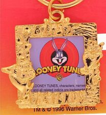 Taz Tasmanian Devil Girlfriend Keychain Picture Frame Looney Tunes Wb Store 6847