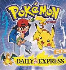 Pokemon-Cd Rom