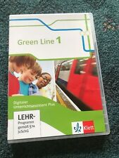 Green Line 1, 4, 4 G9,  5,  5 G9 Digitaler Unterrichtsassistent.
