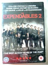 68797 DVD - The Expendables 2 [NEW / SEALED]  2012  LGD94967