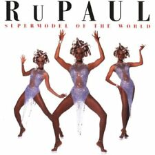 Rupaul - Supermodel of the World - Rupaul CD HLLN The Cheap Fast Free Post The