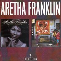 Aretha Franklin: 2 x CD Albums Set 🎵 Sings Standards / Who's Zoomin' Who? 🆕
