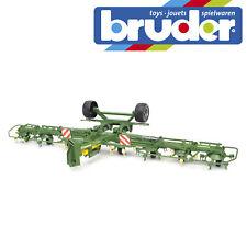 Bruder Krone Rotary Tedder & Soil Separate Running Gear KWT Farm Toy Model 1:16