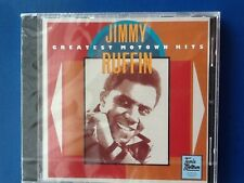 JIMMY.   RUFFIN.             GREATEST.  HITS.     COMPACT DISC