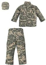 Cotton Blend Military Complete Outfit Costumes