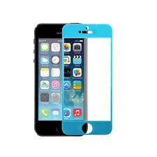 2X Multi Color Ultra Clear Screen Protector Guard Shield Film - iphone 5S 5C 5