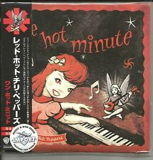 RED HOT CHILI PEPPERS One Hot Minute REMASTER CD JAPAN Mini LP SEALED USA seller