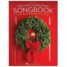 The Easy Christmas Songbook : Easy to Play on Piano or Guitar with Lyrics...