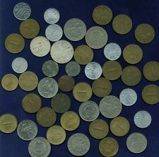 AUSTRIA - 20TH CENTURY MINORS/COINS!  GROUP LOT OF (45)!!!