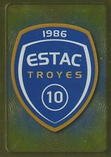 N°634 ECUSSON BADGE # ESTAC TROYES STICKER PANINI FOOT 2012