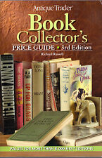 New Antique Trader Book Collector's Price Guide 3rd Edition & Free Shipping