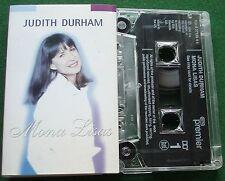 Judith Durham Mona Lisas inc Catch the Wind + TCJDTV1 Cassette Tape - TESTED