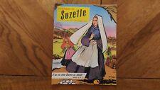 Revue Hebdomadaire Vintage « La Semaine De Suzette – N°25 – 15 Mai 1958 » BE.