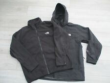 The North Face Mens Evolution 2 Triclimate 3in1 Jacket & Fleece Hyvent Black XL