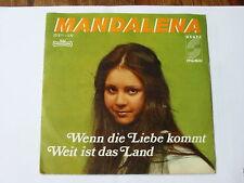 MANDALENA - Wenn die Liebe kommt  ####### LUISTER #######
