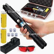 High Quality Blue Laser Pointer Powerful Laser Pen Professional Lazer pointerm S