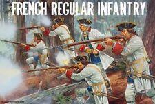 Francés infantería regular-Warlord Games-Polvo Negro-Enviado primera clase