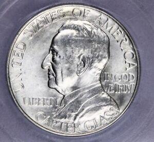 1936-P 1936 Lynchburg Sesquicentennial half dollar ICG-MS62