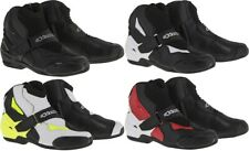 Alpinestars SMX-1R Vented Street Riding Motorcycle Boots Mens All Sizes