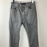 H&M Womens Jeans, Gray Skinny Fit Size 29