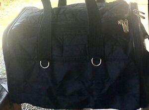 SHERPA BAG-Original Small Pet Carrier Black Travel Bag Airline Approved Dog Cat
