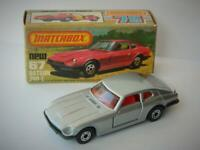 MATCHBOX LESNEY SUPERFAST VINTAGE DATSUN 260-Z No.67 IN ORIGINAL K BOX 1981