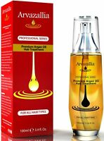 Argan Oil for Hair Treatment - Leave in Treatment & Conditioner