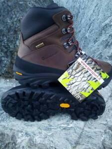 Scarpe da Montagna e trekking in pelle con suola vibram scarponcini vulcanizzati