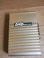 DHD Power Cruiser Mosfet Bridgeable Crossover Amplifier NTX-2005 *TESTED/WORKS*
