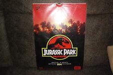 Jurassic Park Kalender 1994 - original verpackt - 42 x 30 cm Posterkalender