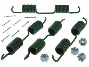 For 1992 Hino FB15 Drum Brake Hardware Kit Rear 43543CM