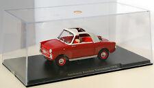 Leo Models  -  AUTOBIANCHI BIANCHINA TRASFORMABILE  --  1958 - rot - 1:24 -  NEU