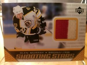 2005-06 Upper Deck Game-Used Jerseys/Shooting Stars